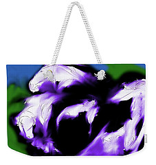 Fragments Weekender Tote Bag by Mary Armstrong