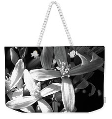 Fragrance Weekender Tote Bag by Mary Ellen Frazee