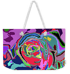 Fragrance Of Color  Weekender Tote Bag
