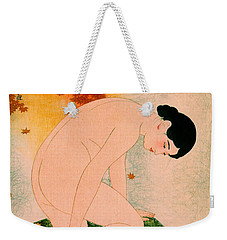Fragrant Bath 1930 Weekender Tote Bag