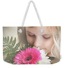 Fragrant  Flowers Weekender Tote Bag