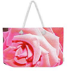Fragrant Rose Weekender Tote Bag by Marie Hicks