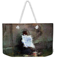 Frame Of Poverty Weekender Tote Bag
