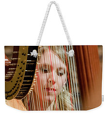 Framed By A Harp Weekender Tote Bag