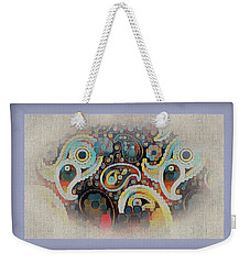 Framed Fantasy Weekender Tote Bag