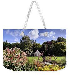 Framed Gazebo Weekender Tote Bag
