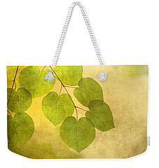 Framed In Light Weekender Tote Bag