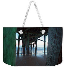 Framed In The Shadows Weekender Tote Bag