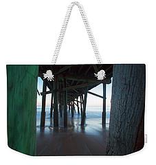 Framed In The Shadows Weekender Tote Bag by Robert Och