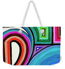 Framed Motion Weekender Tote Bag