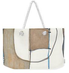 Framed Weekender Tote Bag by Sandra Church