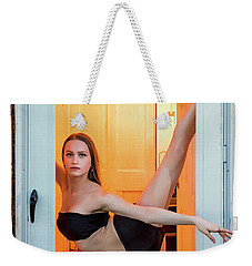 Framed- Stretch Weekender Tote Bag