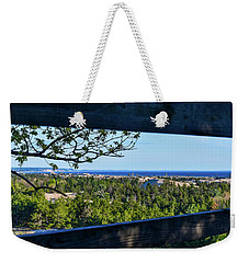 Framed View Weekender Tote Bag