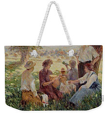 France Country Life  Weekender Tote Bag