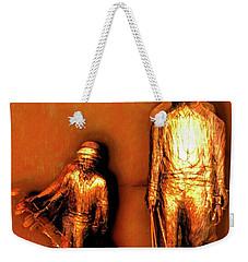 Francis D. Ouimet And Caddy Weekender Tote Bag