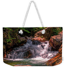 Franconia Notch 2 Weekender Tote Bag by Sherman Perry