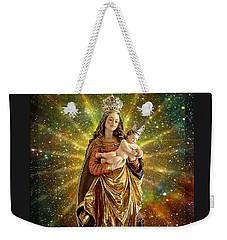 Franconian Madonna And Infant Jesus Weekender Tote Bag