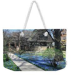 Frank Lloyd Wright Studio Weekender Tote Bag