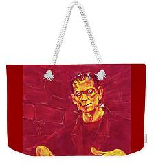 Frankenstein's Monster 1931 Weekender Tote Bag