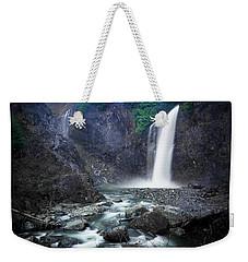 Franklin Falls Weekender Tote Bag