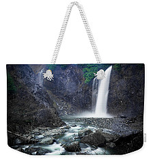 Franklin Falls Weekender Tote Bag