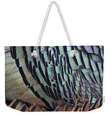 Weekender Tote Bag featuring the photograph Franklin's Choice by Tony Beck