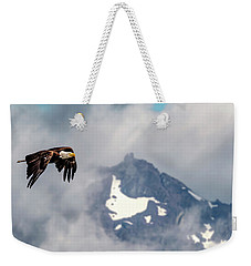 Freedom In Seabeck, Wa Weekender Tote Bag