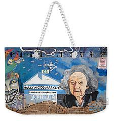 Freak Alley Boise Weekender Tote Bag