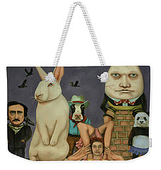 Freak Show Weekender Tote Bag