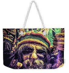 Freaks At Night Weekender Tote Bag by Todd Breitling