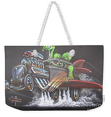 Freakwentflying Weekender Tote Bag