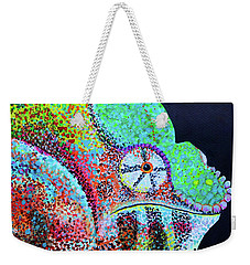 Freckle Face Weekender Tote Bag by Polly Castor