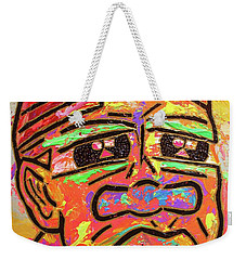 Freddy Freeloader Freeloading Weekender Tote Bag