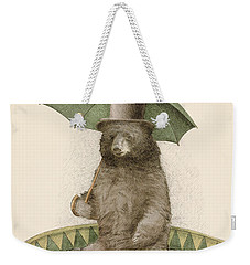 Frederick Weekender Tote Bag by Eric Fan