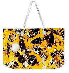 Free Expression Weekender Tote Bag by Inga Kirilova