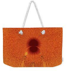 Free Fall Weekender Tote Bag