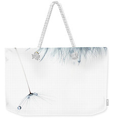 Weekender Tote Bag featuring the photograph Free Fall by Rebecca Cozart