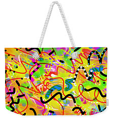 Free For All Weekender Tote Bag by Kevin Caudill