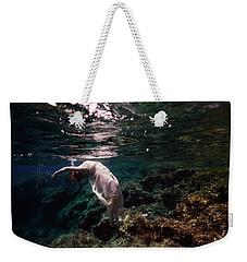Free Mermaid Weekender Tote Bag