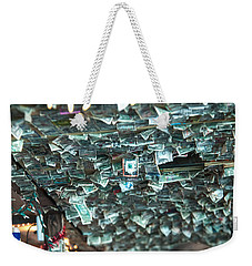 Free Money Weekender Tote Bag