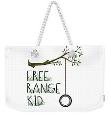 Free Range Kid Weekender Tote Bag