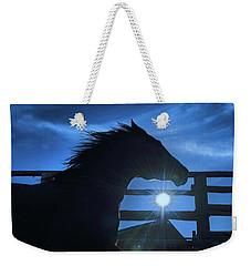 Free Spirit Horse Weekender Tote Bag
