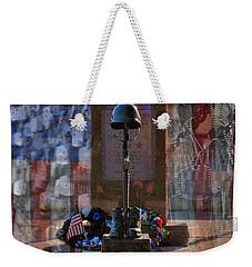 Freedom Ain't Free Weekender Tote Bag
