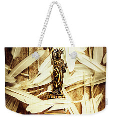 Freedom And Independence Weekender Tote Bag by Jorgo Photography - Wall Art Gallery