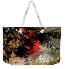 Freedom Plane Weekender Tote Bag