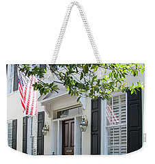 Freedom Reflected Weekender Tote Bag