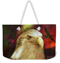 Freedom To Fly Weekender Tote Bag