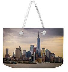 Freedom Tower - Lower Manhattan 2 Weekender Tote Bag
