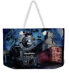 Freedom Train Three Weekender Tote Bag