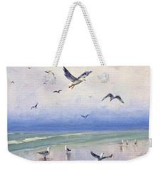 Freely Weekender Tote Bag